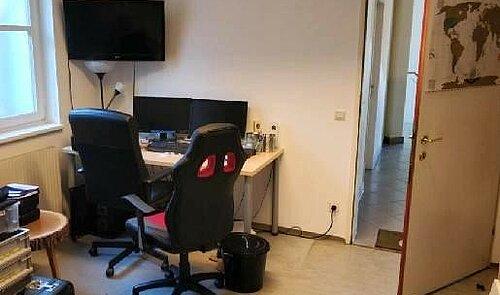 Büro- bzw. Lager