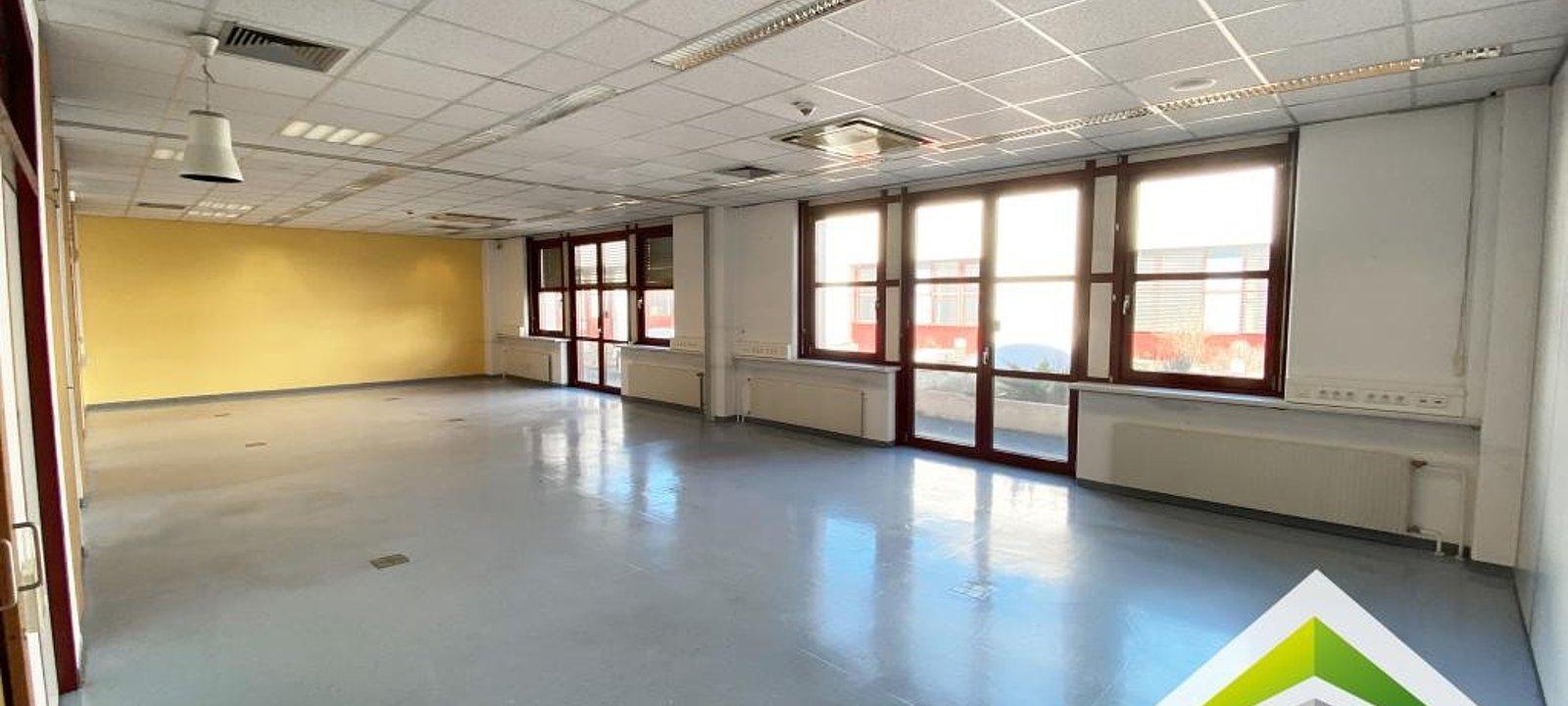Teilbarer Seminarraum