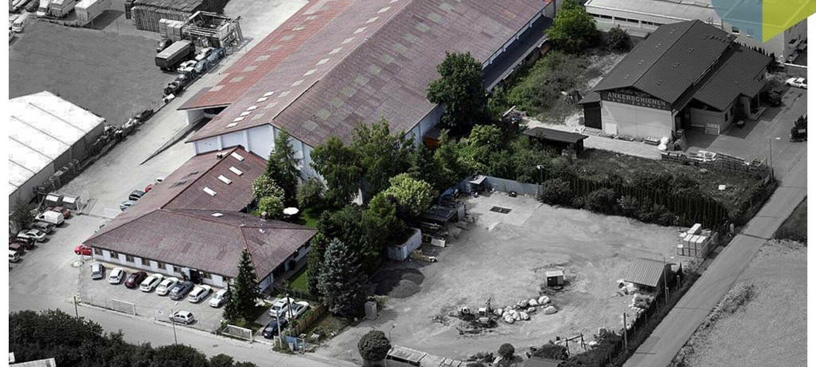 Firmenpark Außenansicht IV