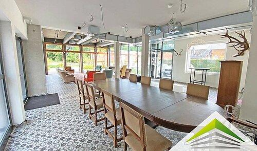 Küchenbereich/Barbereich