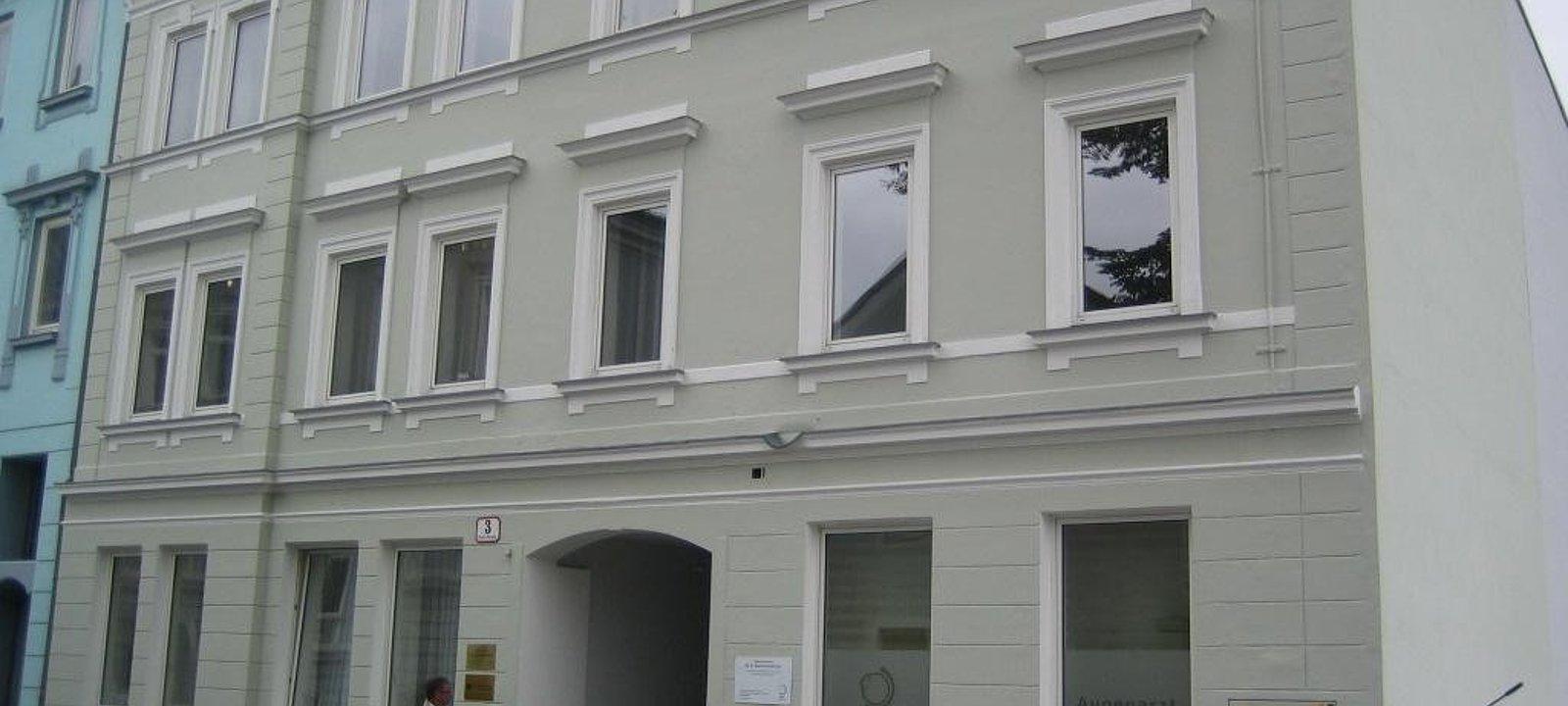 Ins Hausfassade Rablstrassse 3
