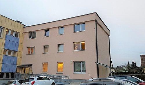 Eingang Ost WelserStr4 17122020