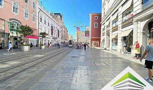 Landstraße Linz