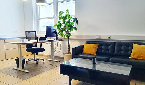 Büroraum