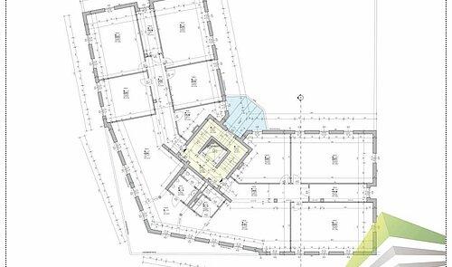 Grundriss Plan Projektas