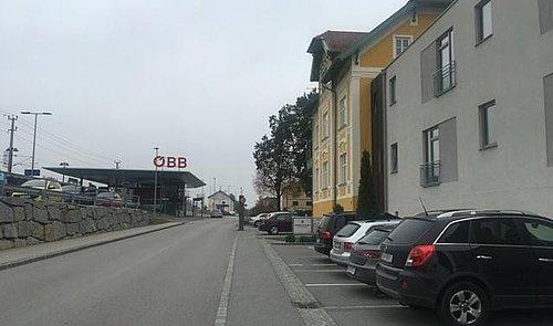 Ansicht Bahnhof