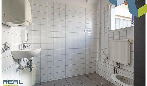 WC - Besprechungsraum