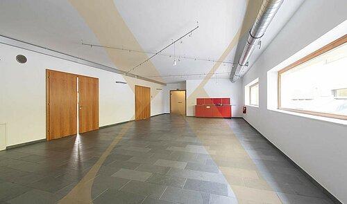 Eingangs- und Empfangsbereich I