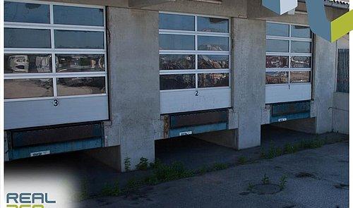 Firmenpark Außenansicht I