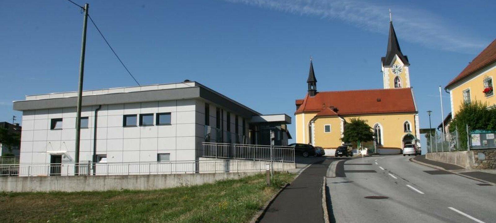 Ansicht Ortszentrum