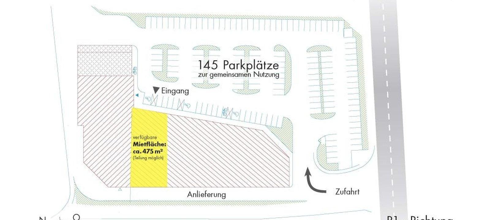 Plan - Skizze