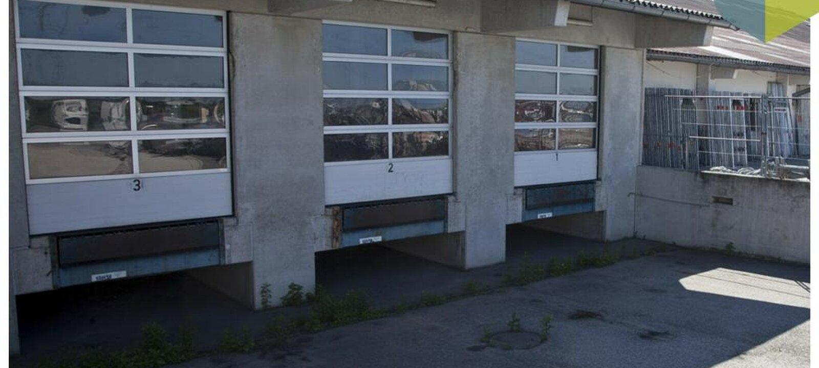 Firmenpark Außenansicht III
