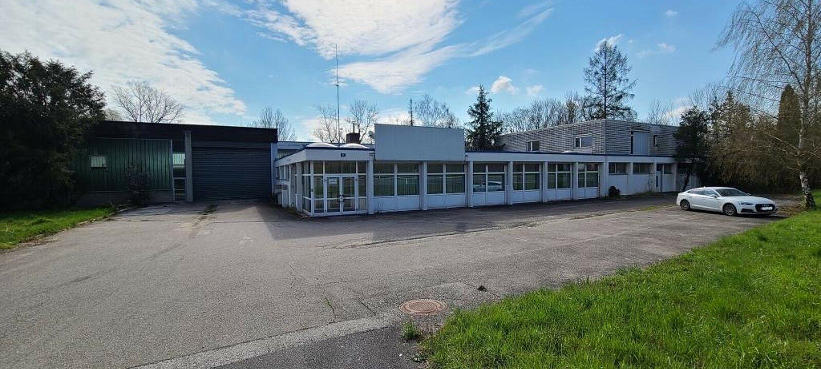 Betriebsgebäude