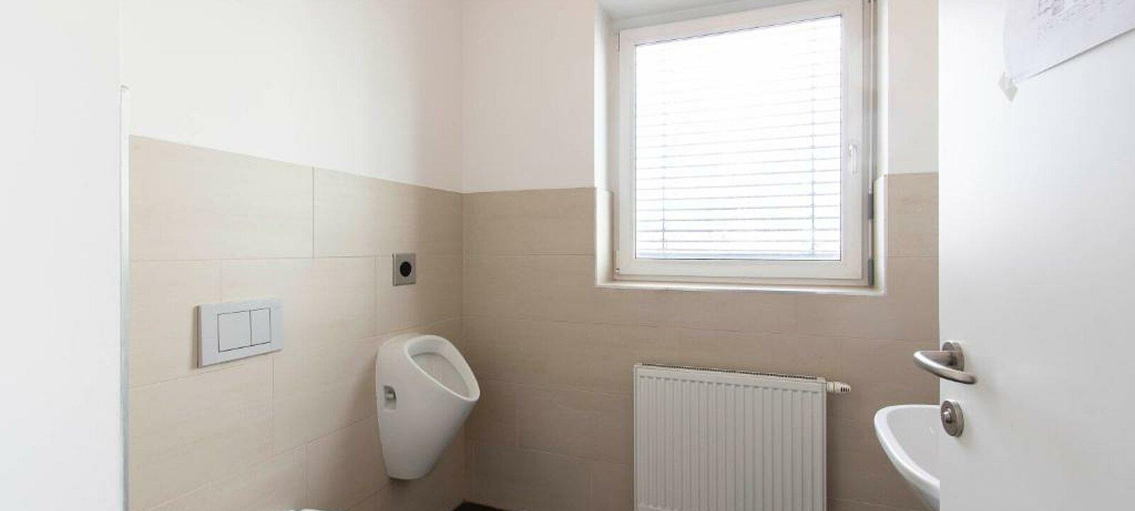 Seperate Toilette 5.OG