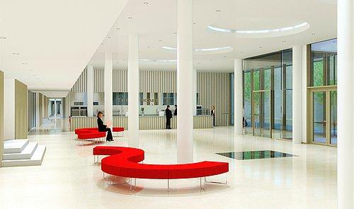 Foyer Erdgeschoß